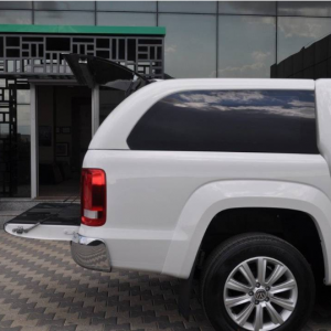 VW Amarok 2010+ Pick-Up Hard Top Canopy Remote Control + USB + 12V Socket