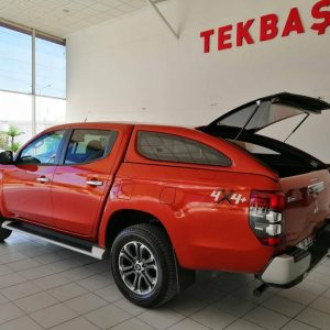 Mitsubishi L200 NewShape Pick-Up Hard Top Canopy StarBox +USB+12V+Remote Control